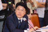 """장제원 """"이재명, 국민의힘=희대의 사기집단?…체통 좀 지켜라"""""""