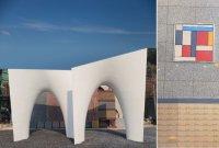예술 재료가 된 '콘크리트'…적은 양으로 더 튼튼·아름답게