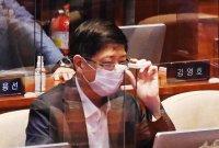 """""""의원직 왜 유지되나"""", """"추미애 대신 잘렸나"""" 與 김홍걸 제명 결정에 쏟아진 비판"""
