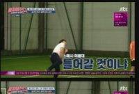 '뭉찬' 어쩌다FC, 이용대 특급 용병으로 영입…데뷔전서 골까지 기록(종합)