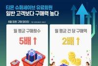 """티몬 """"슈퍼세이브 유료회원, 일반 고객보다 5배 자주 구매"""""""