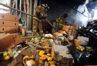 국내 전통시장 절반 화재보험 미가입…화재시 보상 받을 길 좁아