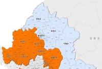 경기도, 23개 시군 5200㎢ 외국인·법인 토지거래허가구역 지정
