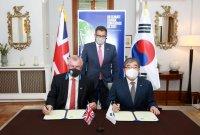 금감원-주한영국대사관, 기후금융 협력 MOU