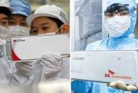 LG화학 배터리 사업 '물적분할' 이뤄지나‥오늘 주총서 결정