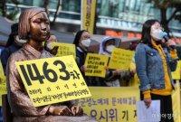 [포토]1463차 일본군 성노예제 해결 위한 정기수요시위 개최