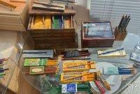 [인스타산책] 오벌 - 사각사각의 추억 찾아드립니다 #작은 연필 박물관