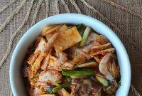 [한국의 맛] 섞박지