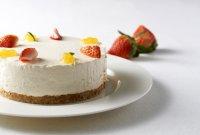 「오늘의 레시피」 치즈 무스 케이크