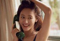 [포토] 김재경 '여보세요 나야'