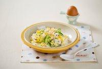 「오늘의 레시피」 오이 달걀밥
