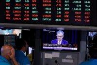 """Fed의 경고 """"주식 급락 가능성"""""""