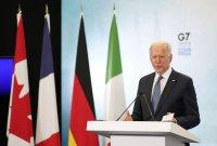 바이든, G7 정상<br>반중 연대 이끌었다