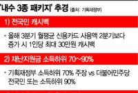 지역화폐 5조 추가발행…선별 지원금·캐시백 최대 30만원