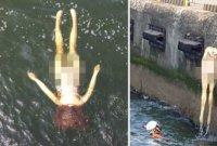 바다에 여자 시신이 '둥둥'…놀라서 건져 올리니 '리얼돌'