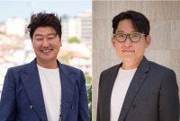 """[단독] 칸에서 만난 송강호·한재림 감독 """"14년전 약속 이뤘죠""""(인터뷰)"""