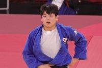 女유도 윤현지, 78kg급 동메달 획득 실패