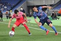 일본 축구, 승부차기서 뉴질랜드 잡고 4강행