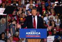 차기 대선 노리는 트럼프, 1175억원 정치자금 모금