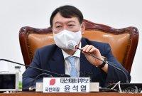 """""""없는 사람은 부정식품이라도"""" 윤석열 발언에 여야 비판 목소리 터져나와"""
