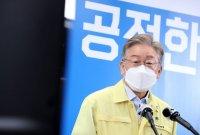 """전북 54.55%·누적 53%…날개 단 이재명 """"대장동 팩트가 중요"""""""