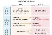 K-ICS 도입 앞두고 보험사 재무충격 완화 위한 경과조치 확정