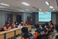 광주 서부소방서, 현장지휘체계 확립 위한 긴급구조훈련