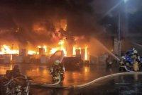 대만 13층 주상복합 화재 사망자 46명…최소 41명 부상(상보)