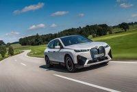 BMW 미래기술 담긴 'BMW iX' 다음달 출시된다