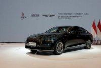 제네시스 G80 전동화 모델, 'G20 발리 정상회의' VIP 차량된다