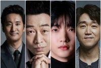 신현준·이문식·홍은기·최성원, 영화 '살수' 크랭크인