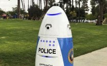 LA에 등장한 순찰로봇<br>한국에도 도입될까?