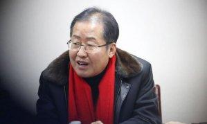 """홍준표, 강효상 논란에 """"그럼 박지원은 매일 범죄"""""""