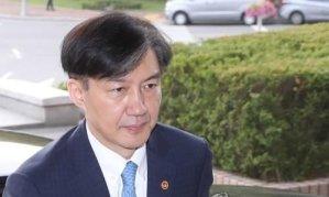"""""""조국 사퇴 이유, 며칠 전 부인이…"""" 충격 소식"""
