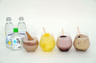 편의점 재료로 손쉽게! 아이스크림 소주 칵테일 4