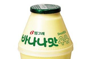 세상에 하나뿐인 단지, 바나나맛 우유