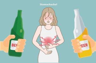 술 마실 때, 반드시 안주를 먹어야 하는 이유