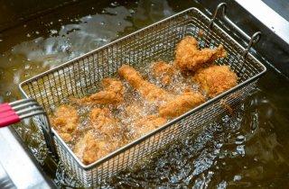 한국인의 피에는 치킨에 대한 열망이 흐른다