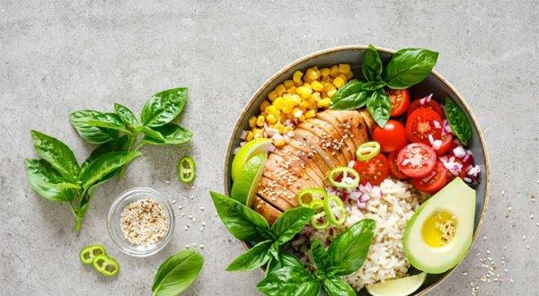 다이어트 안주, 샐러드 재료의 정석