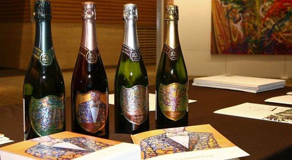 와인, 미술과 문학을 만나다