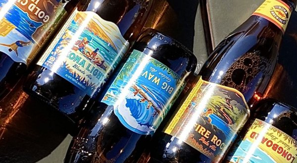 하와이 가고 싶을 때 즐기면 좋은 맥주 5종