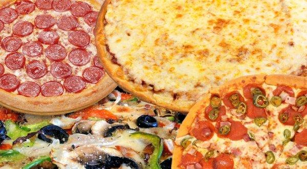 나 피자 사랑하네? 피자 메뉴 영업 나왔습니다