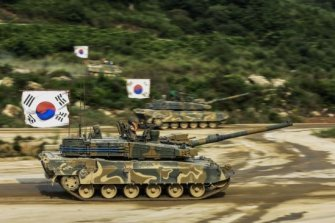 [양낙규의 Defence Club]최강 K2전차 1호기 직접 타보니