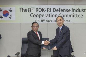 韓-인도네시아 방산협력위…수리온 수출대비 협력 논의