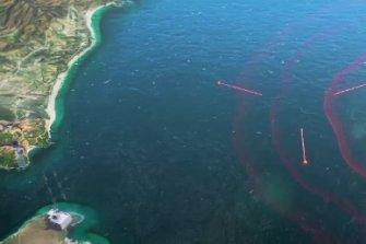 [양낙규의 Defense video]LIG넥스원, 항만 접근 잠수함 탐지기술 개발