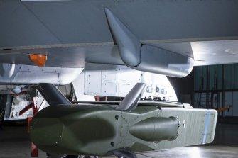 공군의 무장력 'F-15K 타우러스와 F-35A의 공대공 미사일'