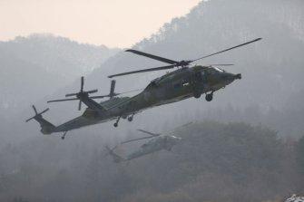 한국군의 UH-60 블랙호크… 앞으로의 운명은