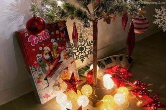 내일이 기다려지는 12월 선물 '어드벤트 캘린더'