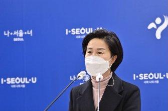 [포토]김수영 양천구청장, 아동학대 대응 위한 일시보호시설 확충 건의
