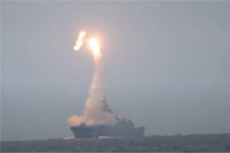 러시아는 내년에 배치할 극초음속 미사일는